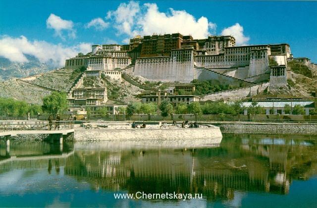 Центры Тибетской медицины.