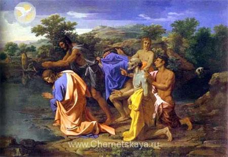 Крещенская вода – исцеляет