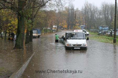 Аномалии Лыткаринской дороги