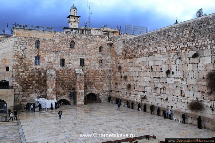 Символом веры и надежды — Стена Плача