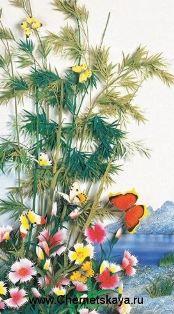 Цветочный приворот на любовь