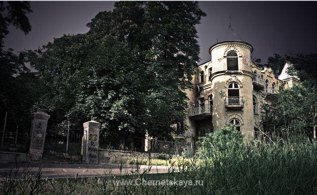 Дом с привидениями — Дача Эльзы