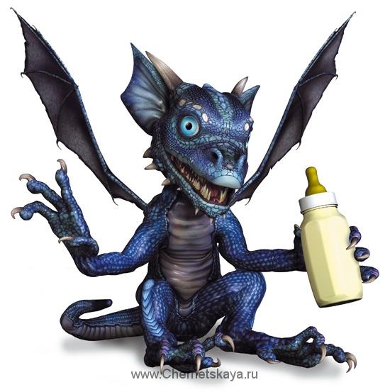Новый год 2012 — Год Чёрного Дракона