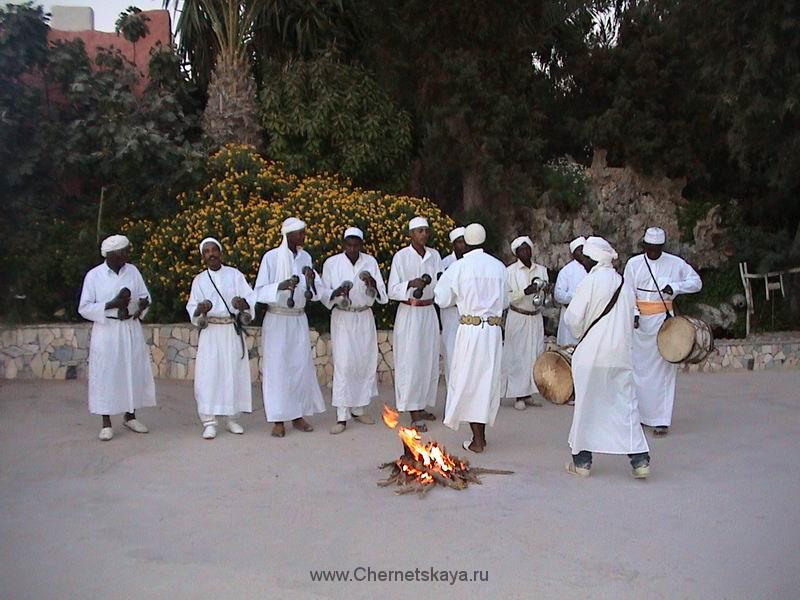 Чёрная религия, Белая магия