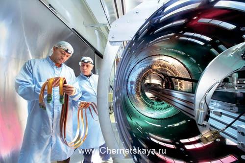 Русский коллайдер был почти построен еще 15 лет назад