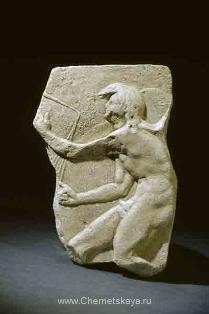 Кайрос — Древнегреческий Бог счастливого мгновения